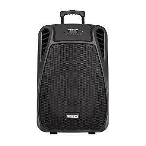 """Caixa de Som Ativa Lexsen LXF-15 MP3 200W 15"""""""