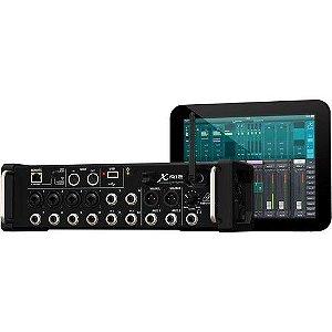 Mesa de Som digital Behringer X-Air XR12 p/ iPad/Android c/ 12 Canais e 4 prés