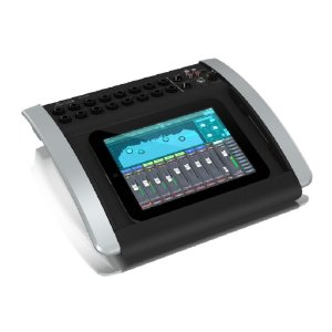 Mesa de Som digital Behringer X-Air X18 p/ iPad/Android c/ 18 entradas e 16 prés