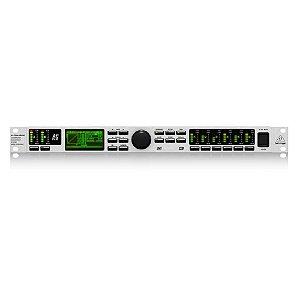Gerenciador de Alto-falantes Behringer DCX2496LE 24-Bit / 96kHz Bivolt