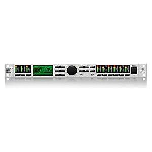 Gerenciador de Alto falantes Behringer DCX2496 24-Bit / 96kHz Bivolt