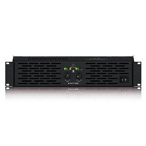 Amplificador de Potência Behringer KM750 de 750W