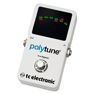 Pedal afinador para Guitarra TC Electronic Polytune 2