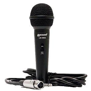 Microfone Profissional com fio Lexsen LM-580 A