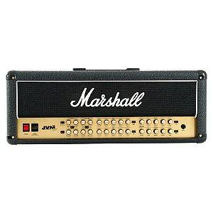 Amplificador Valvulado Marshall JVM410H Cabeçote para guitarra 100W