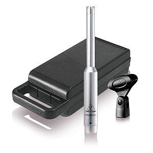 Microfone para Medição Behringer ECM8000 Ultra Linear RTA