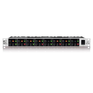 Direct Box Behringer DI800 Ultra DI-Pro padrão Rack