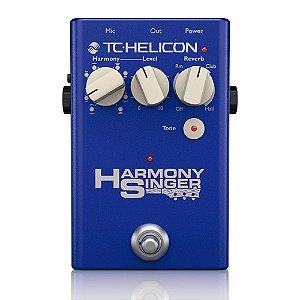 Pedal de Voz TC Helicon Harmony Singer