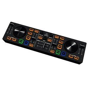 Controlador DJ MIDI Behringer CMD MICRO