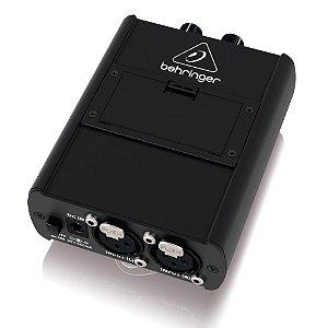 PowerPlay Behringer P1 Pré Amplificador para Fone de Ouvido