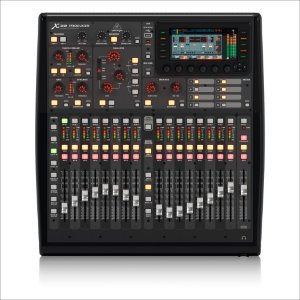 Mesa de Som digital X32 PRODUCER TP 32 Canais com Case