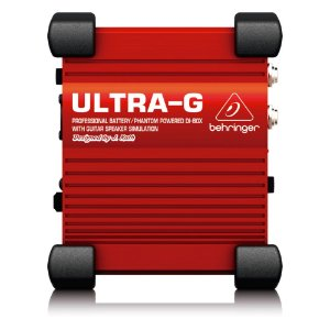 Direct Box Ativo Behringer GI100 Ultra-G