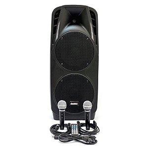 Caixa de Som Lexsen LS210A MP3 de 2 vias Bivolt