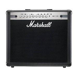 Amplificador Marshall MG101CFX Combo para guitarra 100W