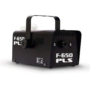 Máquina de Fumaça PLS F-650 com controle remoto 220V