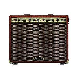 Combo Amplificado para Violão Behringer ACX900 90W 2x8'' 127V