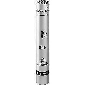 Microfone Condensador de Estúdio Behringer B-5