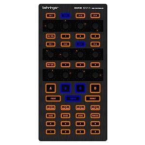 Controlador MIDI CMD Behringer DV-1