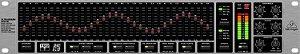 Equalizador gráfico Behringer DEQ1024 com Feedback Destroyer e Processador dinâmico