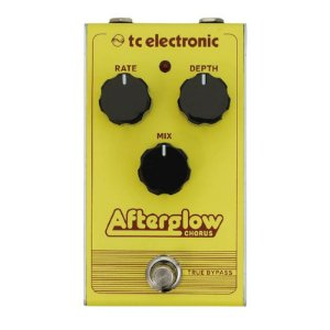 Pedal Chorus para Guitarra TC Electronic Afterglow