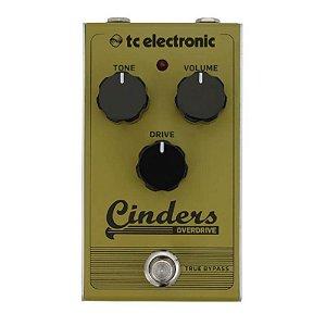 Pedal  para Guitarra TC Electronic Cinders Overdrive