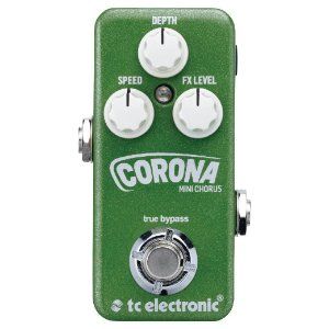 Pedal para Guitarra TC Electronic Corona Mini Chorus