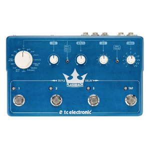 Pedal para Guitarra TC Electronic Flashback Triple Delay