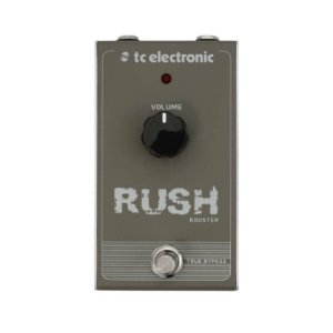 Pedal para Guitarra TC Electronic Rush Booster