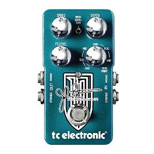 Pedal para Guitarra TC Electronic The Dreamscape Chorus, flanger e vibrato