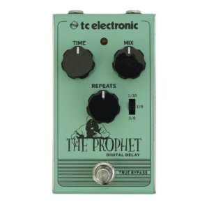 Pedal para Guitarra TC Electronic The Prophet Digital Delay