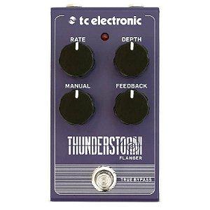 Pedal para Guitarra TC Electronic Thunderstorm Flanger