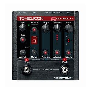 Corretor auto-cromático de Voz Voicetone Correct XT TC Helicon