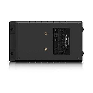 Mesa de Som Amplificada Behringer PMP500MP3 de 8 canais e 500W