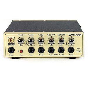 Cabeçote para Contrabaixo Eden WTX500 de 500W
