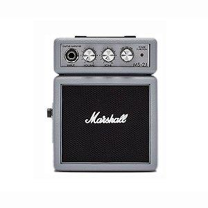 Micro Amplificador para Guitarra Marshall MS-2J