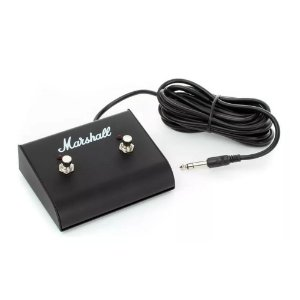 Pedal FootSwitch Marshall PEDL-91003 para DSL401, VS100R, VS100RH, VS102R e AS50D