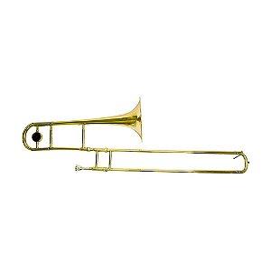 Trombone de Vara Tenor Bb Benson BTBT-1L laqueado com case luxo