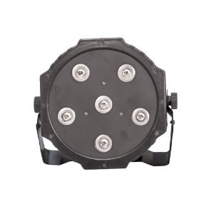 Par LED com bateria PLS INDEPENDENCE 6 com LEDs RGBW 4W