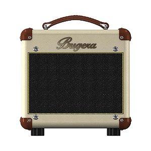 "Amplificador Valvulado Bugera Vintage BC15, Combo para Guitarra 15W e 8"""