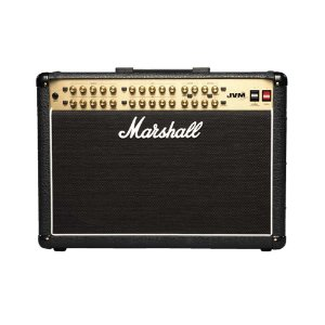 "Amplificador Valvulado Marshall JVM410C Combo para Guitarra 100W 2x12"""