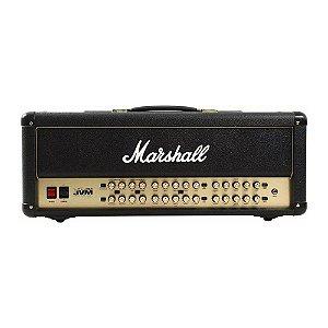 Amplificador Valvulado Marshall JVM410HJS Joe Satriani Cabeçote 100W