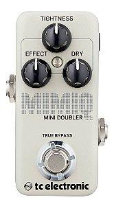 Pedal Compacto para Guitarra TC Electronic Mimiq Doubler Mini