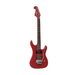 Guitarra Washburn N2PS Padauk Satin Nuno Bettencourt com bag