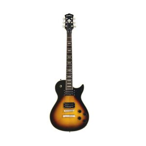 Guitarra Idol Washburn WINDLX FVSB Flame Vintage Sunburst