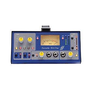 Pré-ampificador e DI Focusrite ISA One Analogue de um canal