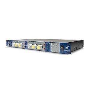 Pré-ampificador Focusrite ISA Two de dois canais