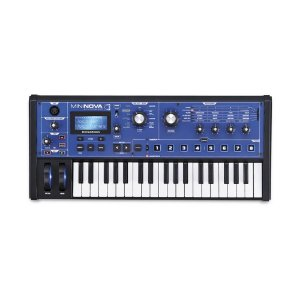 Sintetizador Novation MiniNova 37 teclas c/ 6 envelopes e 3 LFO's