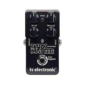 Pedal de Distorção para Guitarra TC Electronic Dark Matter