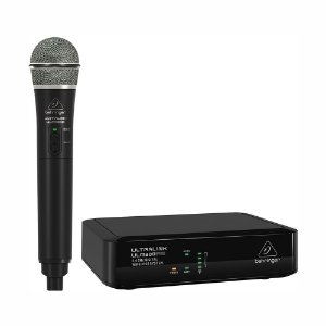 Microfone Digital sem Fio Behringer ULM300MIC 2.4GHz