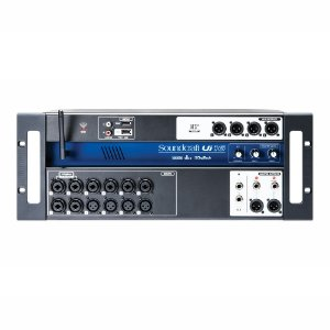 Mesa De Som Digital Soundcraft UI 16 com 16 Canais